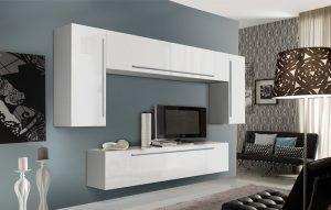Witte hoogglans meubelen kopen? | OZ Sefa Meubel