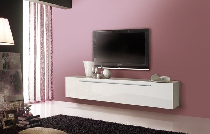 Hoogglans Tv Meubel.Loft 6 Hoogglans Tv Kast Kompleet Sefa Meubel