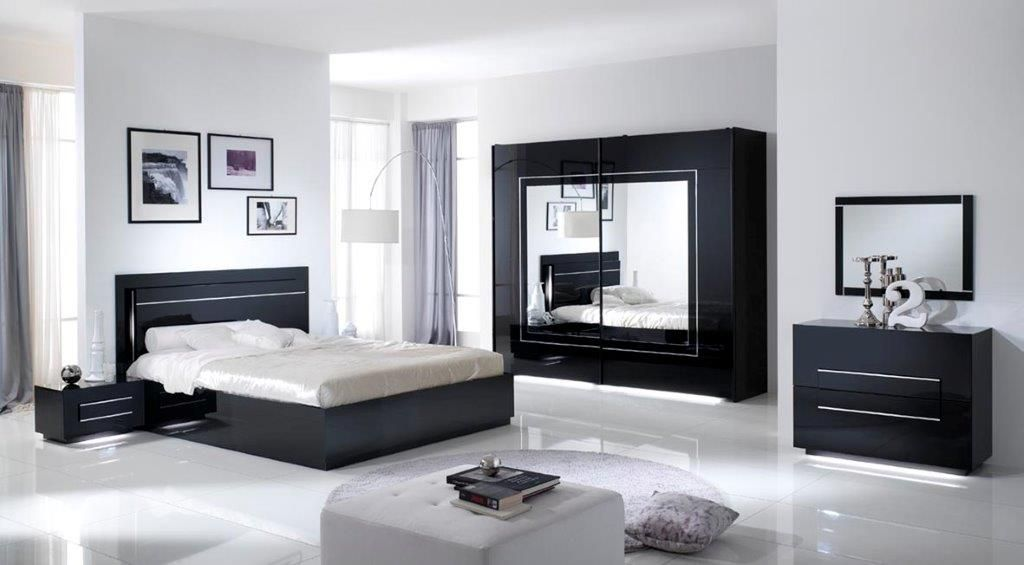 city slaapkamerset sefa meubel. Black Bedroom Furniture Sets. Home Design Ideas